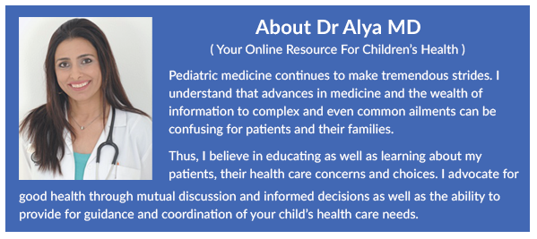 Dr Alya speak up